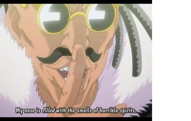 nose spirits